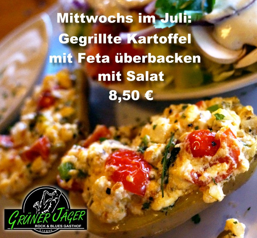 Grüner Jäger Küchenextra