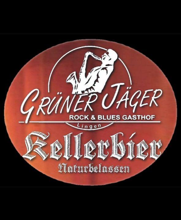 Grüner Jäger Biere
