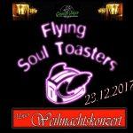 Weihnachtskonzert 2017 Grüner Jäger SoulToasters