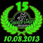 15 Jahre Grüner Jäger Tyree Glenn