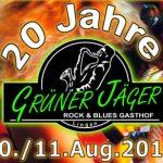 20 Jahre Grüner Jäger