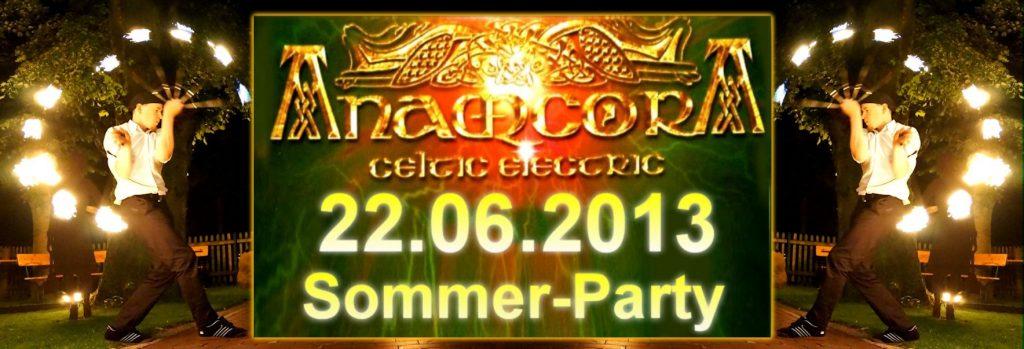 Grüner Jäger Sommerparty Anamcora