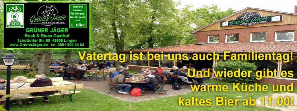 Grüner Jäger Vaddertach Familientag 2012