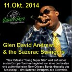 Grüner Jäger Glen David Andrews &the Zazerac Swingers
