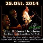 Grüner Jäger HolmesBrothers 2014