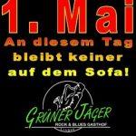 Grüner Jäger Maifeier 2014