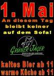 Grüner Jäger Maifeier 2017