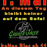 Grüner Jäger Maifeier 2012