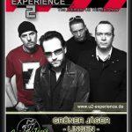 Grüner Jäger U2 EXPERIENCE 2011