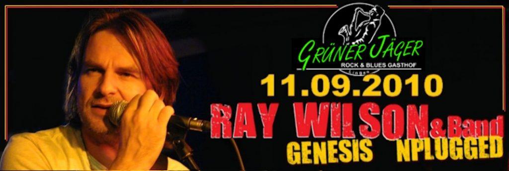 Grüner Jäger RayWilson 2010
