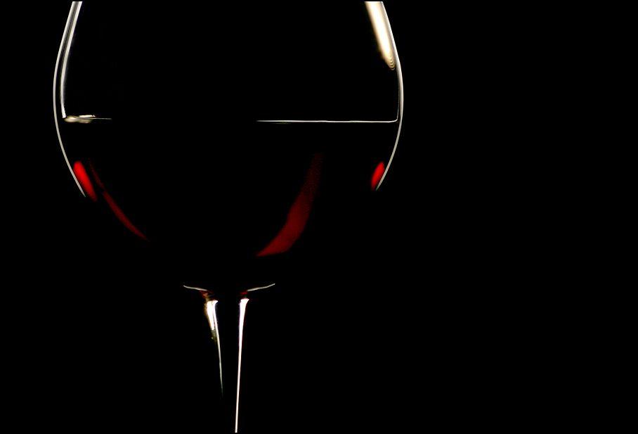 Grüner Jäger Rotwein