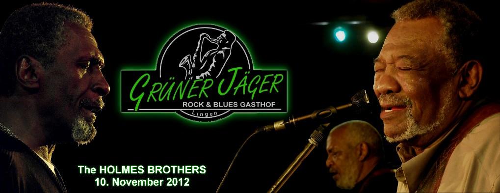 Grüner Jäger Holmes Brothers 2012
