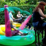 Grüner Jäger Sommerparty mit cromdale2012