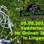 Grüner Jäger Vaddertach 2016