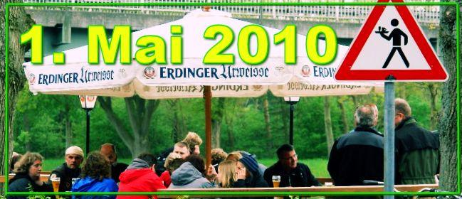 Grüner Jäger Maifeier 2010