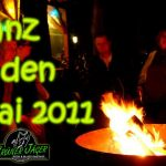 Grüner Jäger Kassenpatienten maifeier 2011