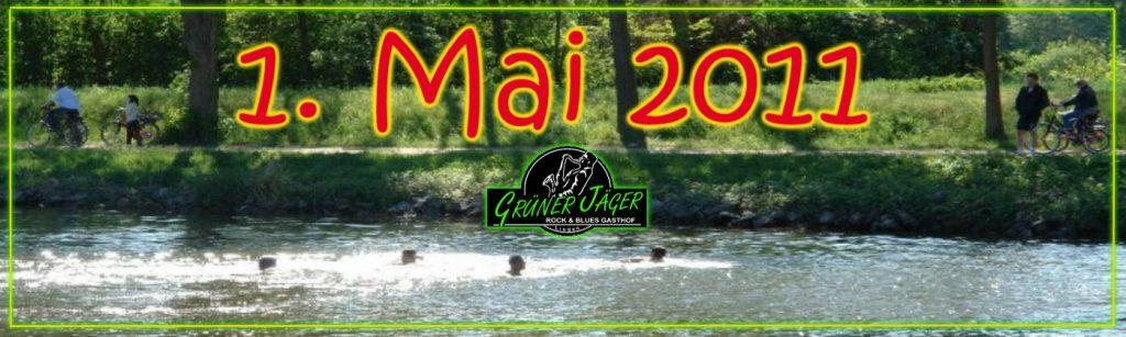 Grüner Jäger Maifeier 2011