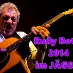 Grüner Jäger Rudy Rotta 2014