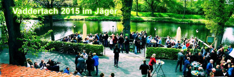 Grüner Jäger Vatertag2015