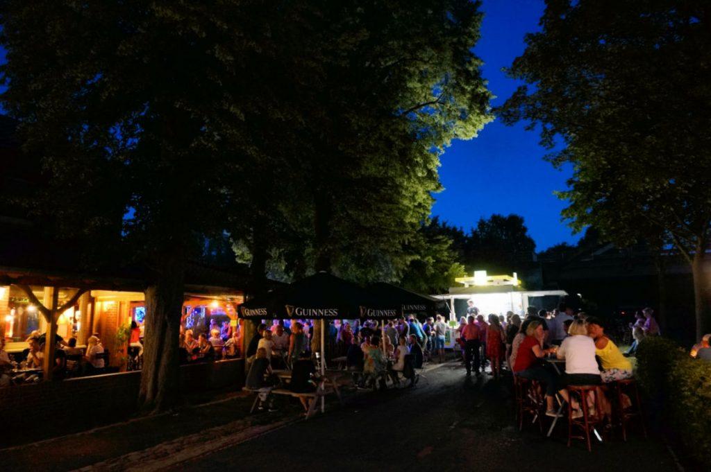 Sommerparty im Grünen Jäger 2019