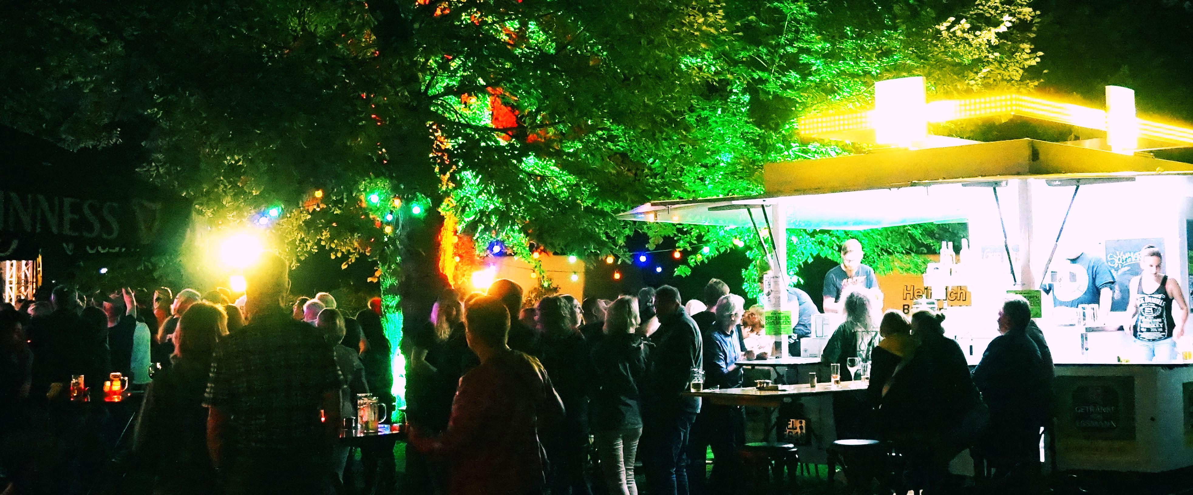 Sommerparty im Jäger 2017