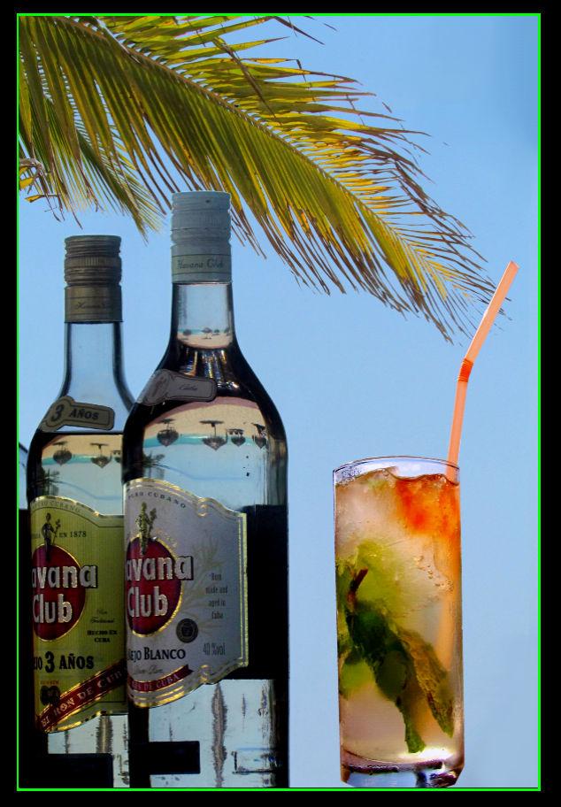 Inspiration Cocktail Cayo L