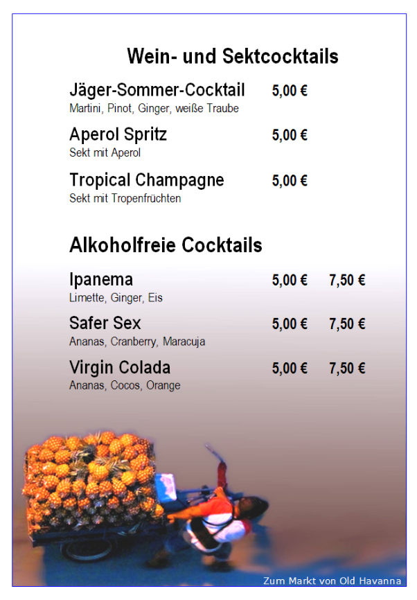 Cocktailkarte 06