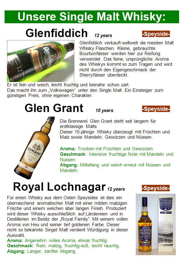 Whiskykarte 02