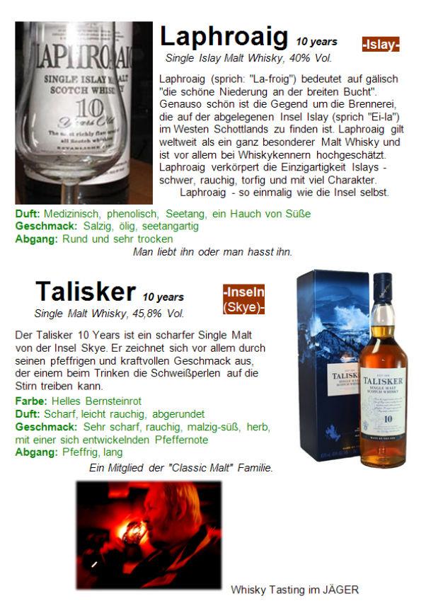 Whiskykarte 06