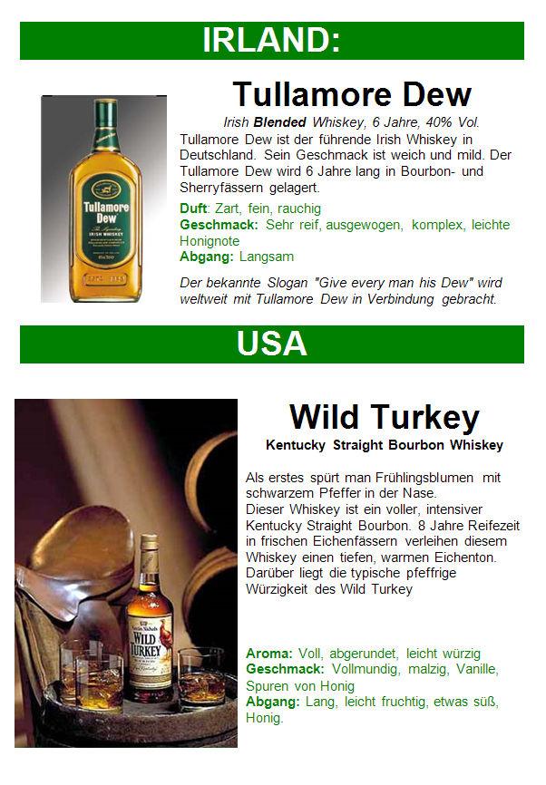 Whiskykarte 08